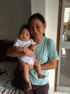 CN Hong and Soo Wai Kit Baby
