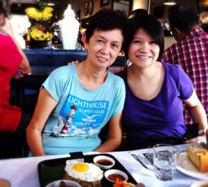 Peng Che CN & Tracia